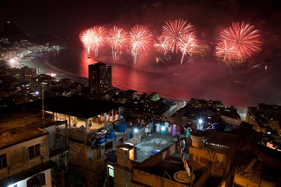 fireworks091 Новогодние фейерверки разных стран