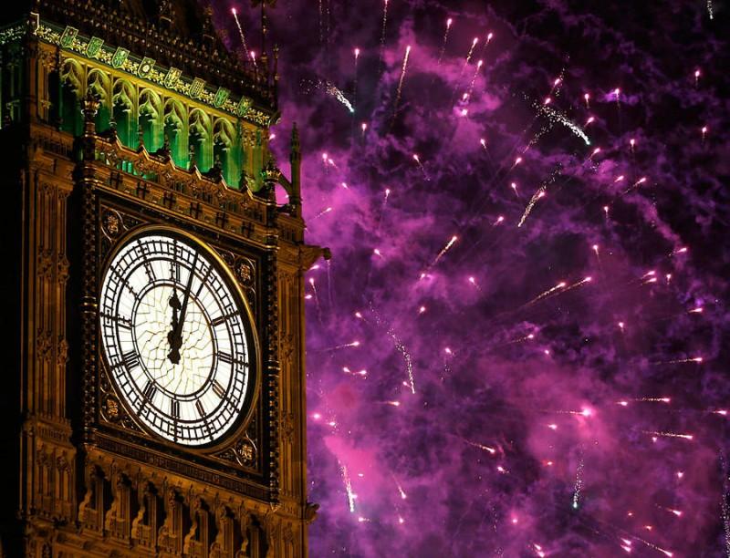 fireworks101 800x612 Новогодние фейерверки разных стран