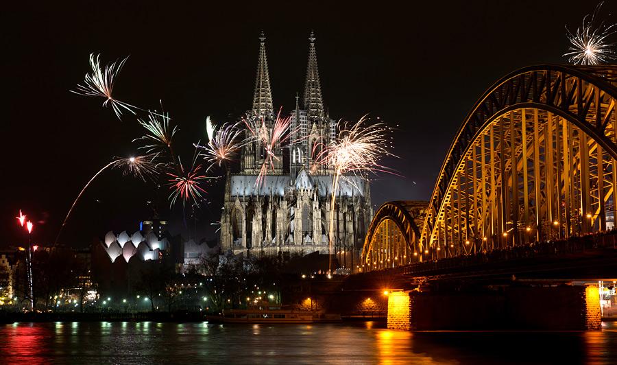 fireworks131 Новогодние фейерверки разных стран