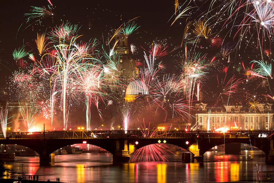 fireworks141 Новогодние фейерверки разных стран