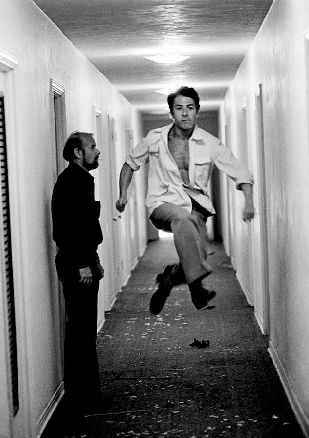 fotografiistivashapiro 27 Иконы голливудской классики 70 х и другие фотографии Стива Шапиро