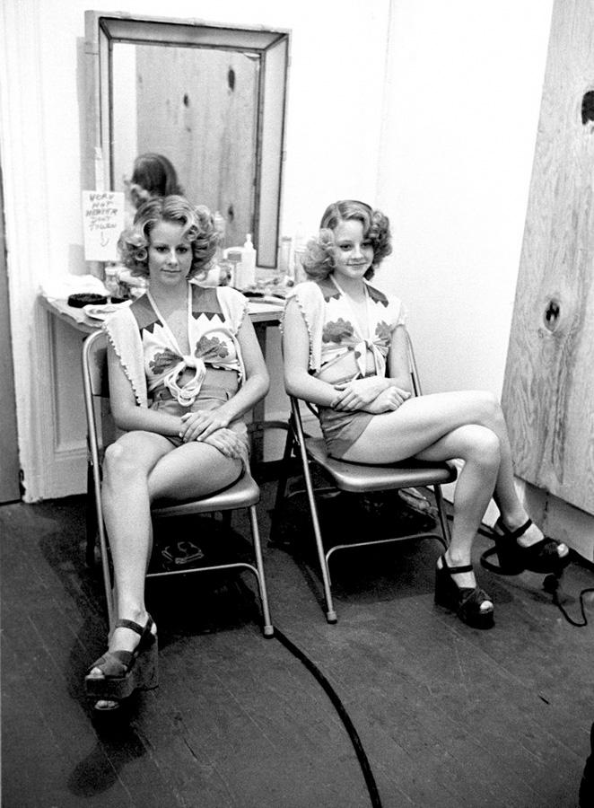 fotografiistivashapiro 40 Иконы голливудской классики 70 х и другие фотографии Стива Шапиро