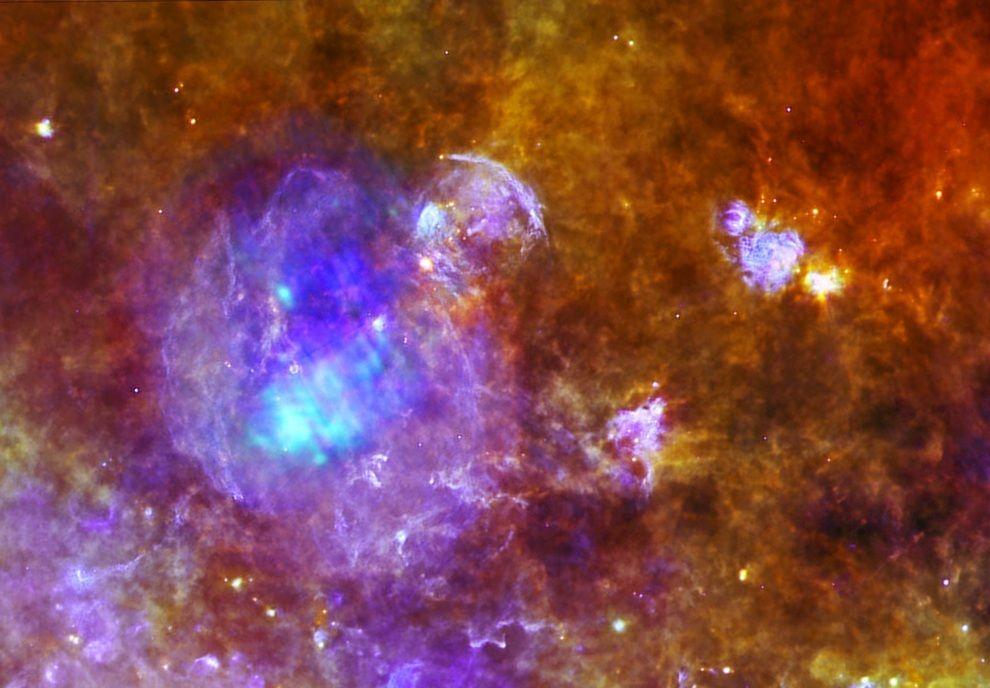 fromspace27 Космос 2012: Избранные события и фотографии