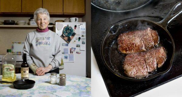 Бабушкина стряпня по всемумиру