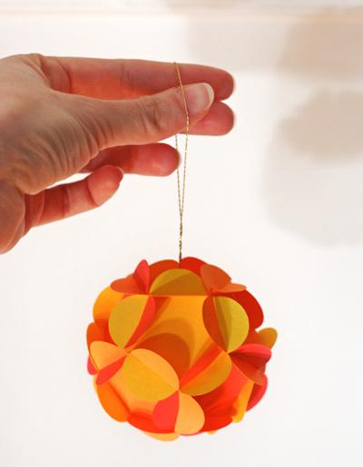 Как сделать шарики из пенопласта своими руками