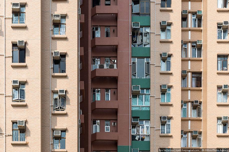 hongkong08 Спальные районы Гонконга