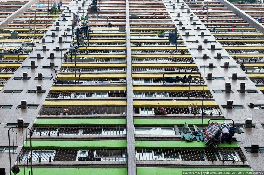 hongkong10 Спальные районы Гонконга