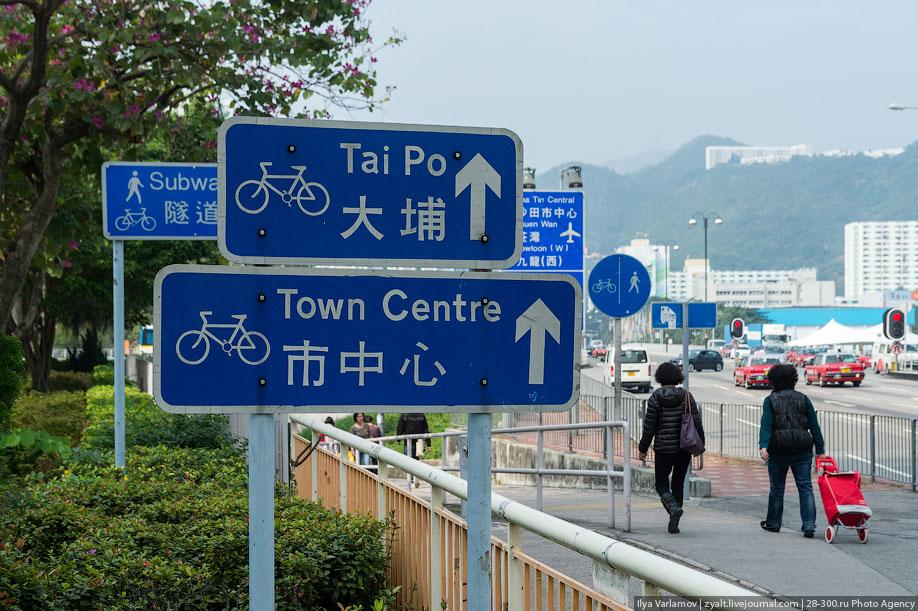 hongkong14 Спальные районы Гонконга