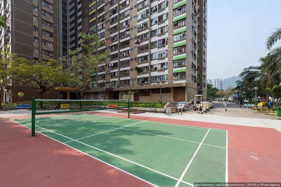 hongkong26 Спальные районы Гонконга