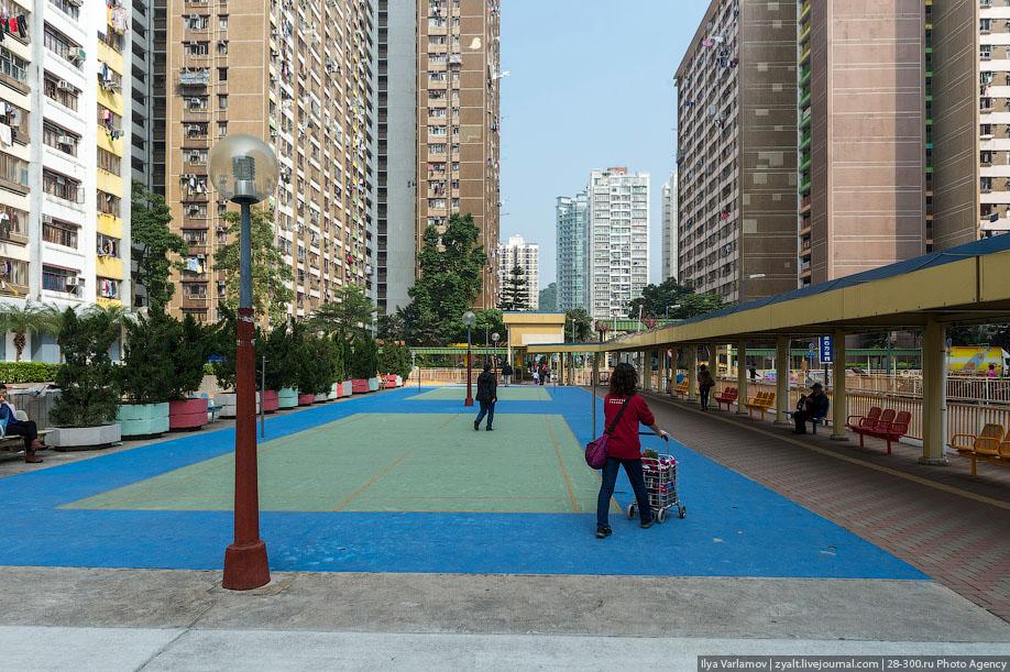 hongkong27 Спальные районы Гонконга