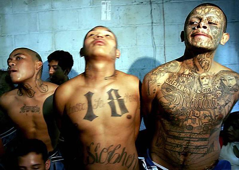 jestokiebandiprestupnogomira 22 Самые жестокие банды преступного мира