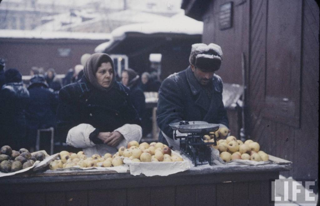 moscow 59 07 Холодная Москва 59 го