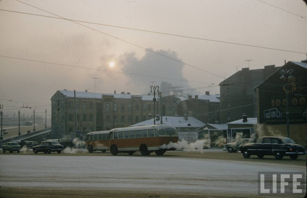 moscow 59 10 Холодная Москва 59 го
