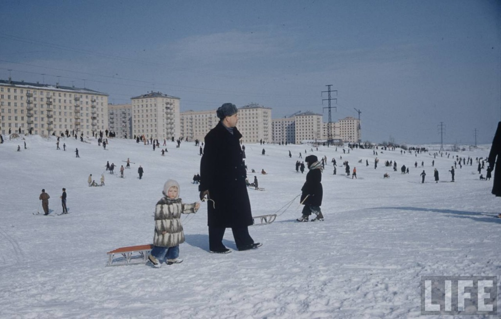 moscow 59 13 Холодная Москва 59 го