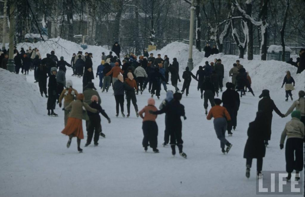 moscow 59 15 Холодная Москва 59 го