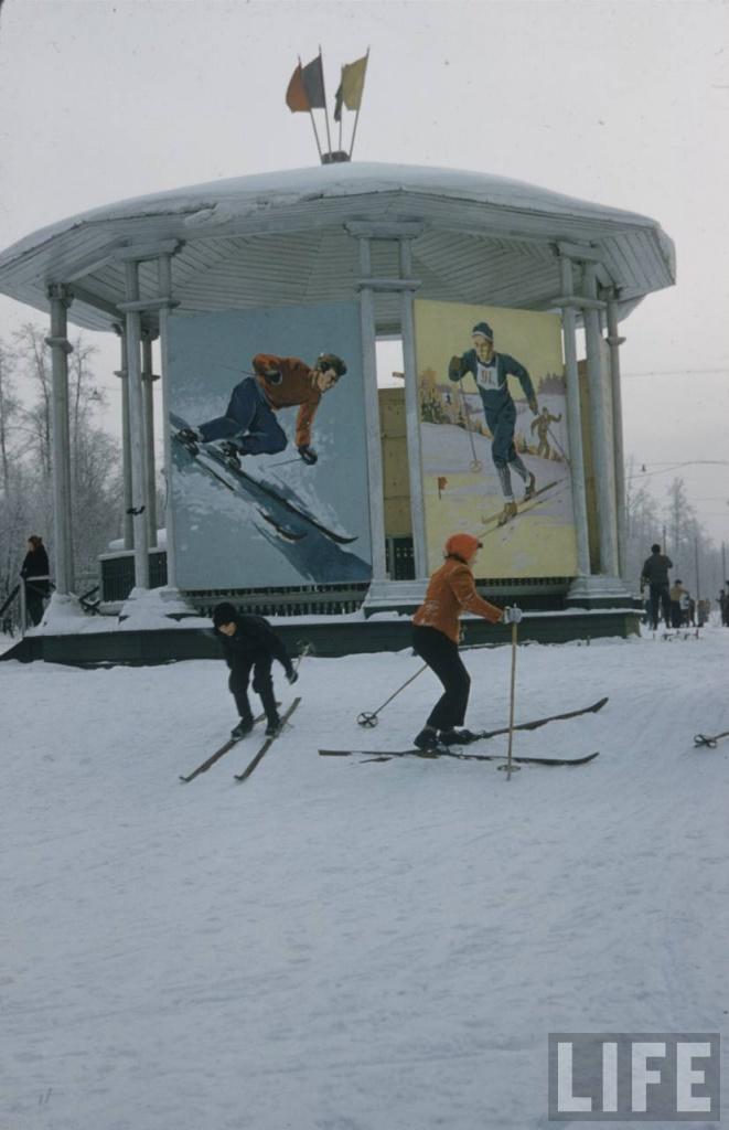 moscow 59 16 Холодная Москва 59 го