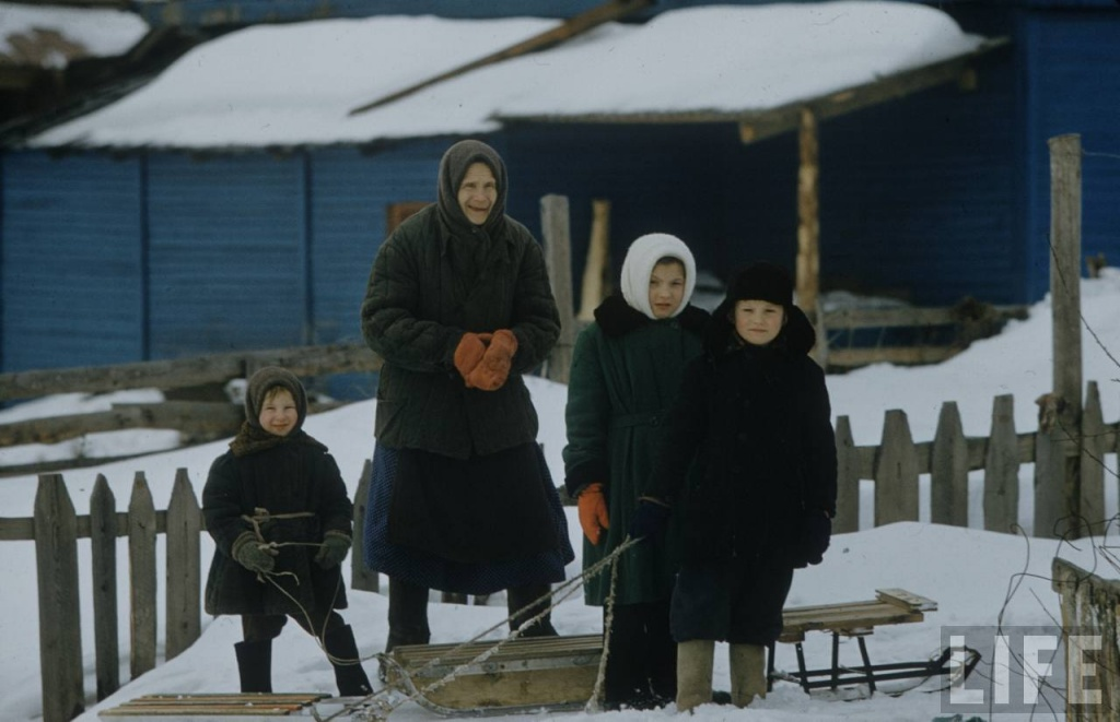 moscow 59 18 Холодная Москва 59 го