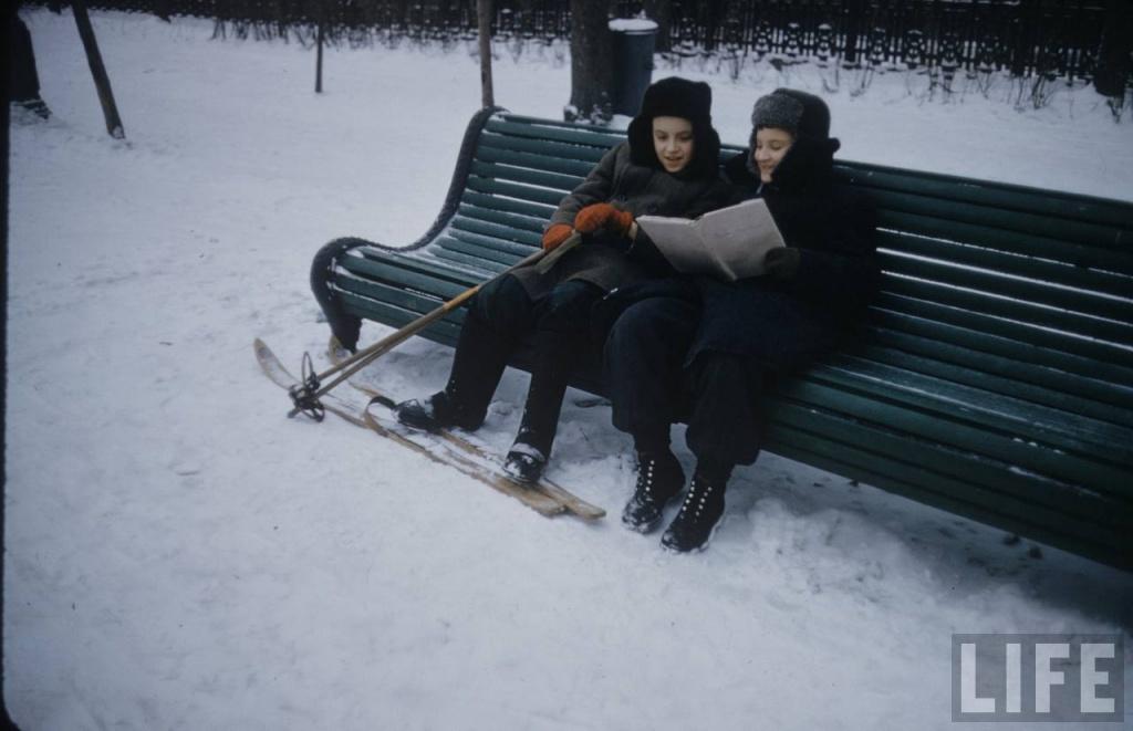 moscow 59 19 Холодная Москва 59 го