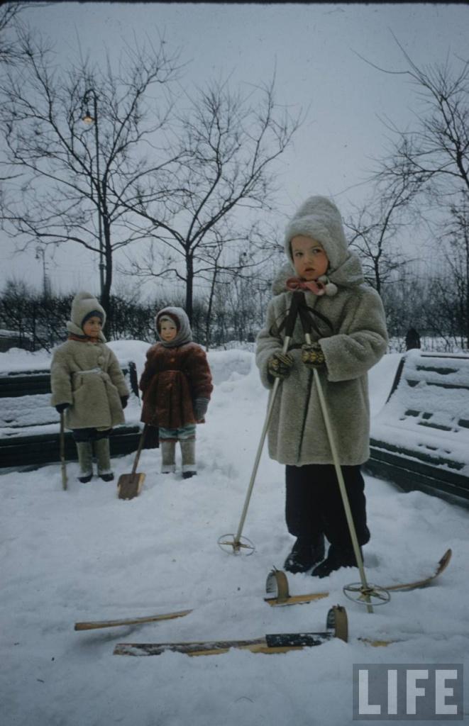 moscow 59 20 Холодная Москва 59 го