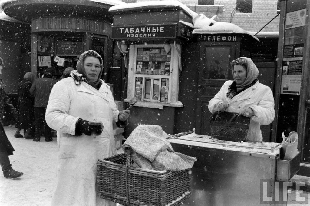 moscow 59 23 Холодная Москва 59 го