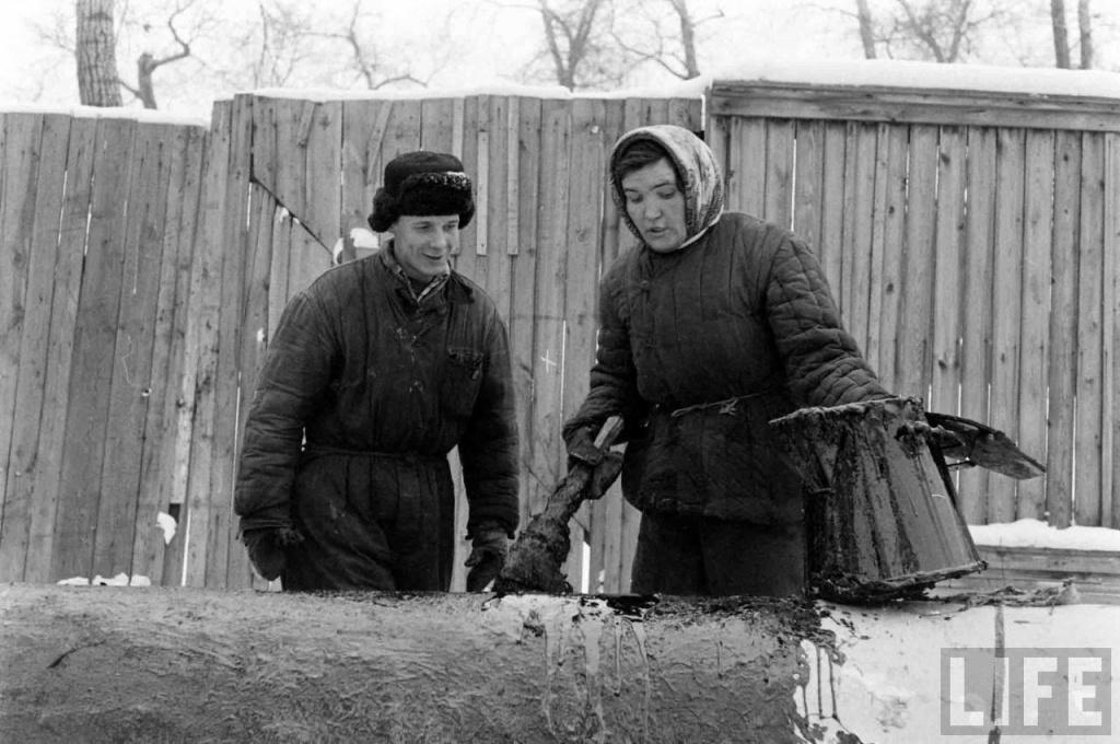 moscow 59 24 Холодная Москва 59 го