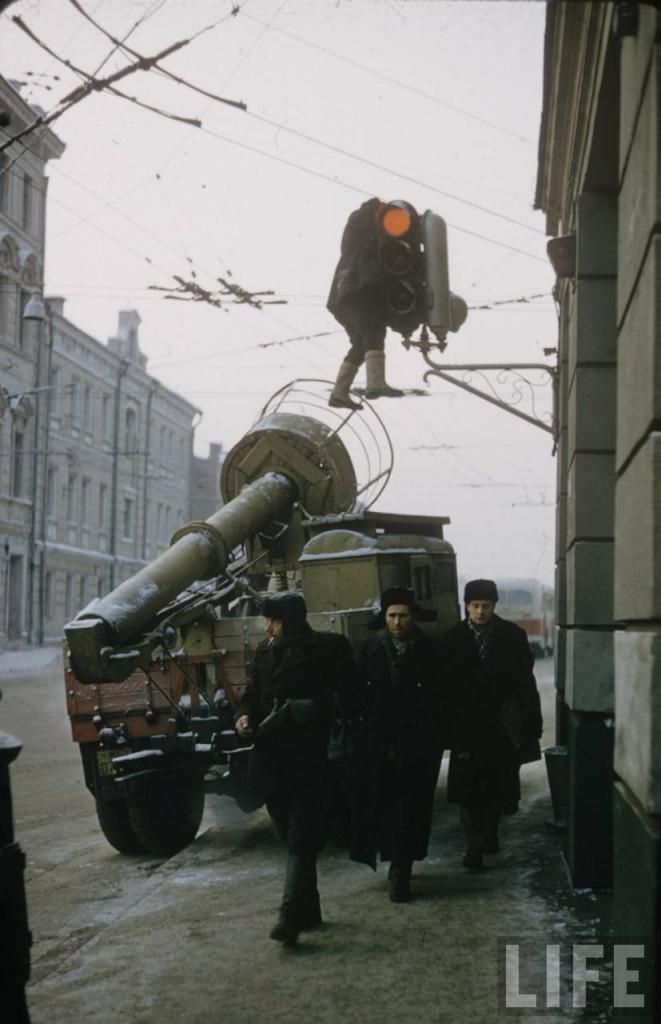moscow 59 26 Холодная Москва 59 го
