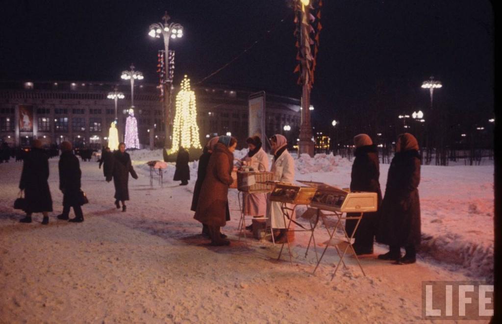 moscow 59 30 Холодная Москва 59 го