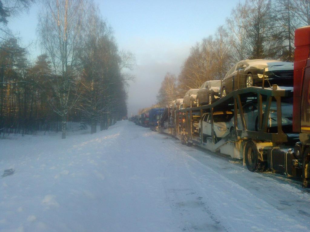 moskvasanktpeterburg 8 Трасса Москва — Санкт Петербург: что произошло?