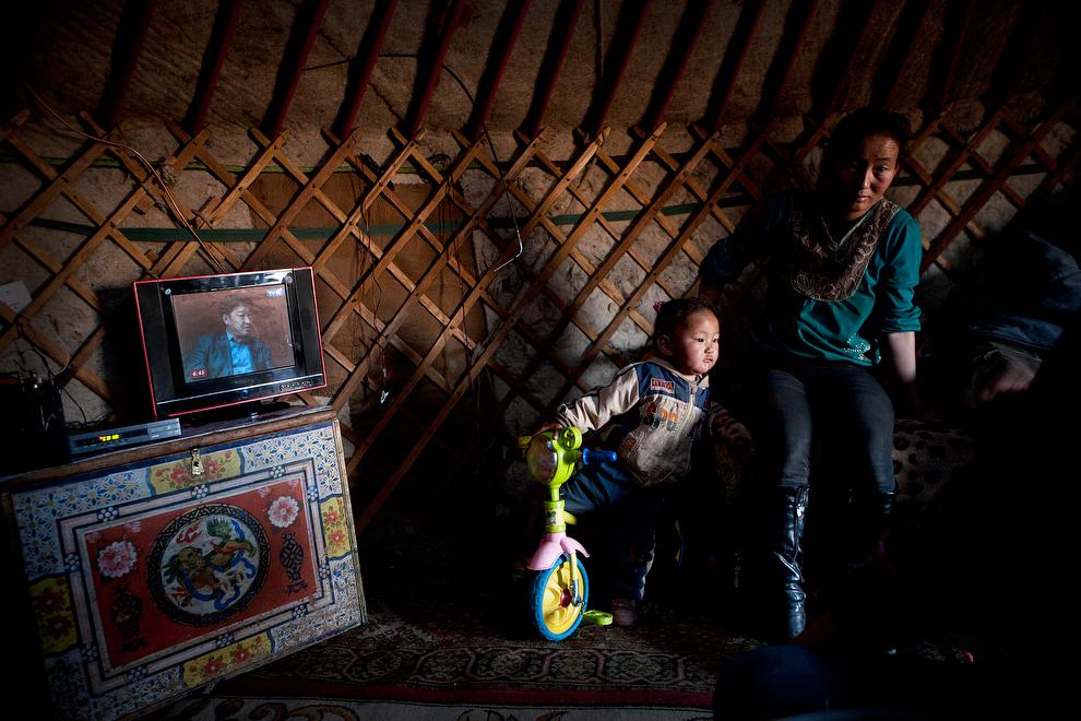 nomade03 Vanishing Cultures Project: Монгольские кочевники