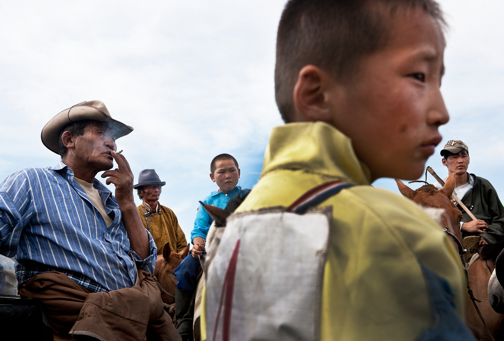 nomade04 Vanishing Cultures Project: Монгольские кочевники