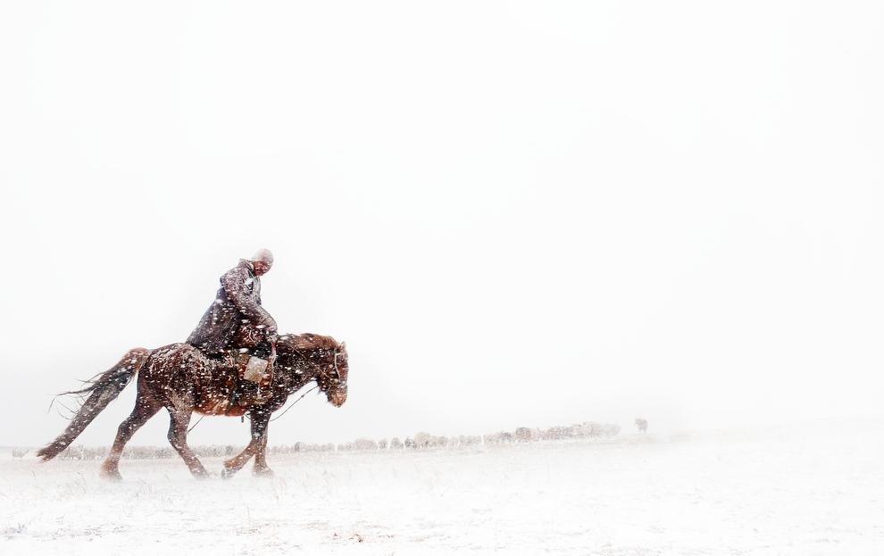 nomade10 Vanishing Cultures Project: Монгольские кочевники