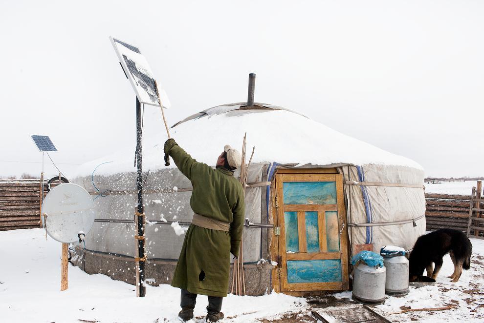nomade20 Vanishing Cultures Project: Монгольские кочевники