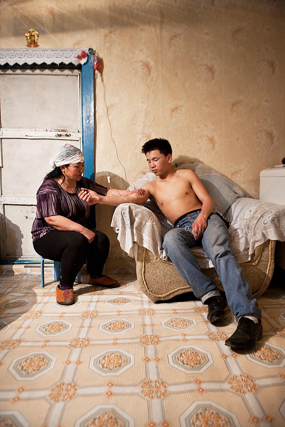 nomade27 Vanishing Cultures Project: Монгольские кочевники