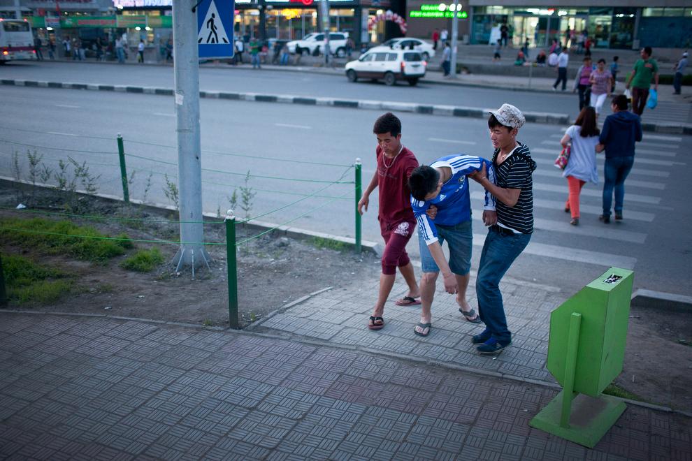 nomade28 Vanishing Cultures Project: Монгольские кочевники