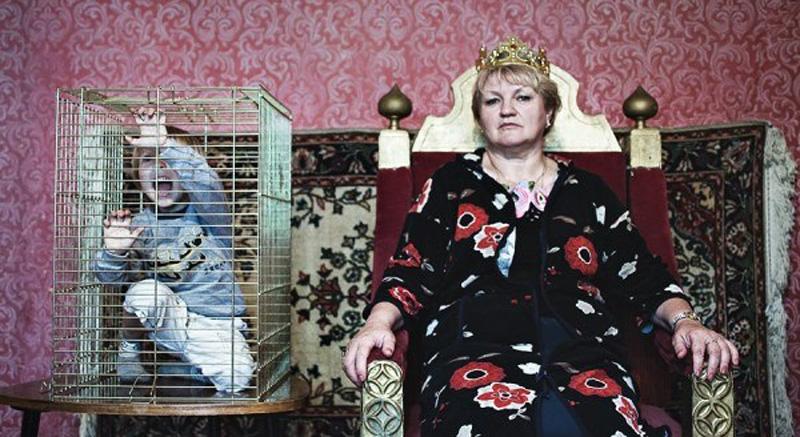 oborotnayastoronamaterinskoylyubvi 1 Фотопроект Оборотная сторона материнской любви фотографа Анна Радченко