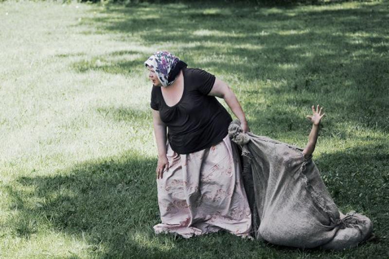 oborotnayastoronamaterinskoylyubvi 4 Фотопроект Оборотная сторона материнской любви фотографа Анна Радченко