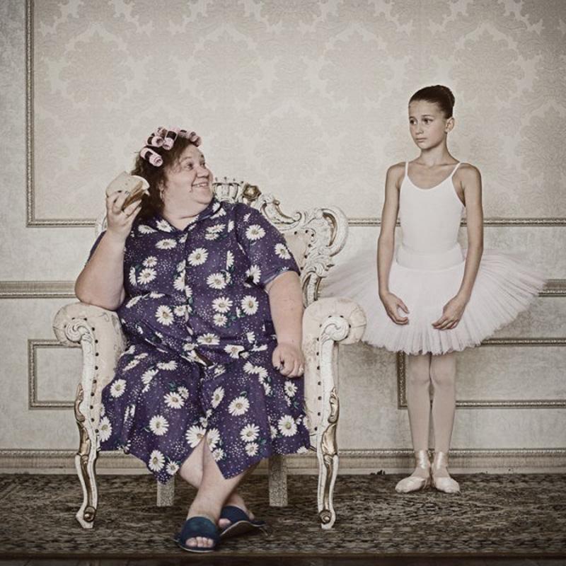 oborotnayastoronamaterinskoylyubvi 6 Фотопроект Оборотная сторона материнской любви фотографа Анна Радченко