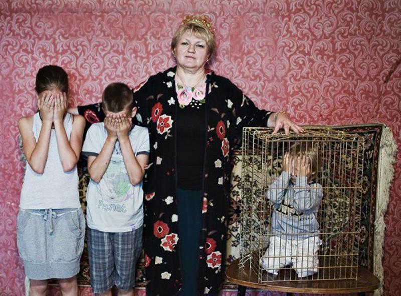 oborotnayastoronamaterinskoylyubvi 7 Фотопроект Оборотная сторона материнской любви фотографа Анна Радченко