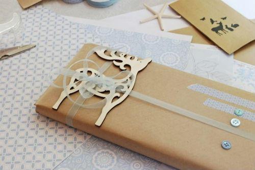packing04 Готовимся к праздникам   упаковка подарков своими руками