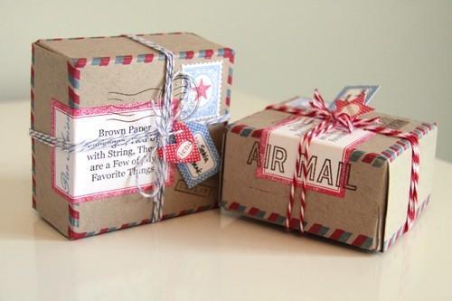 packing42 Готовимся к праздникам   упаковка подарков своими руками