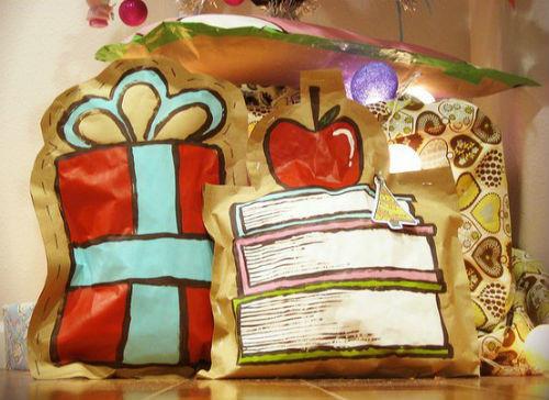 packing44 Готовимся к праздникам   упаковка подарков своими руками