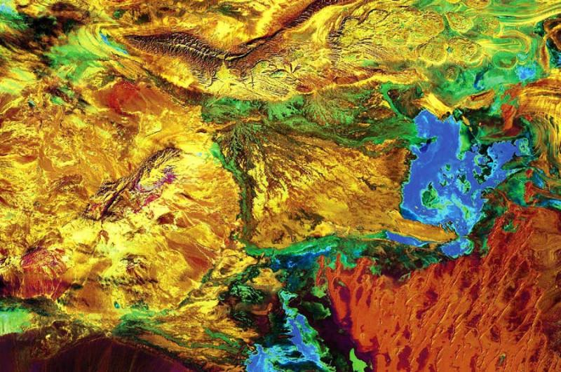 photoesfromnasa 1 800x531  Восхитительные фото земной поверхности от NASA