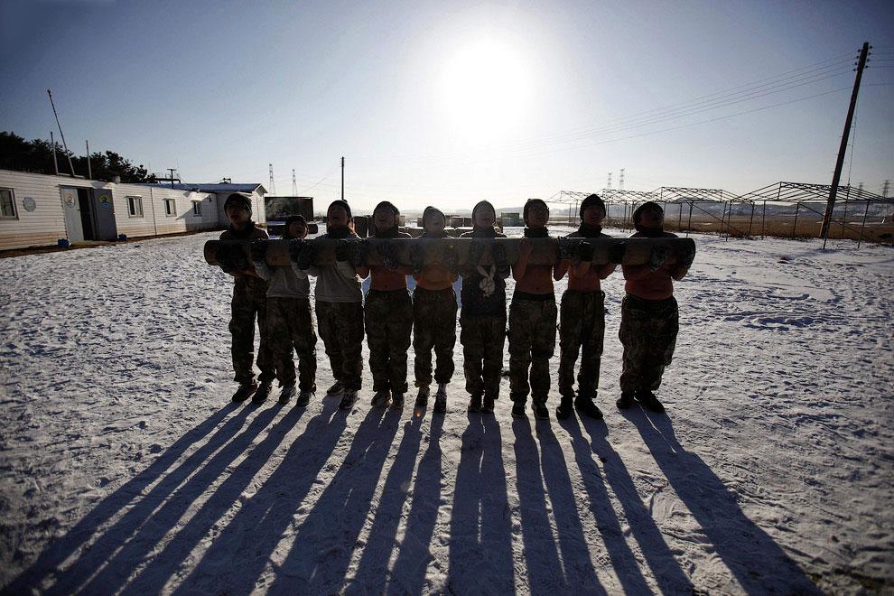 pic 0010 Суровый детский лагерь в Южной Корее