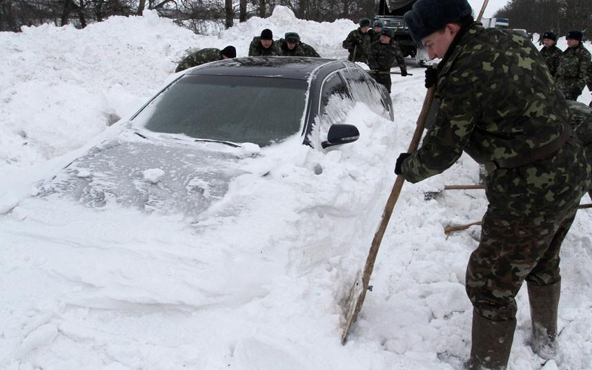 russkieiukrainskiemorozi 1 Русские и украинские морозы в декабре 2012