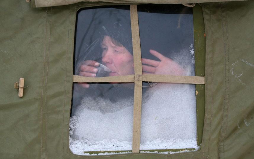 russkieiukrainskiemorozi 11 Русские и украинские морозы в декабре 2012
