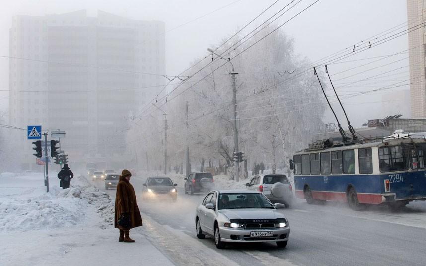 russkieiukrainskiemorozi 12 Русские и украинские морозы в декабре 2012