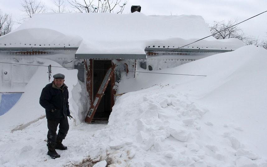 russkieiukrainskiemorozi 2 Русские и украинские морозы в декабре 2012