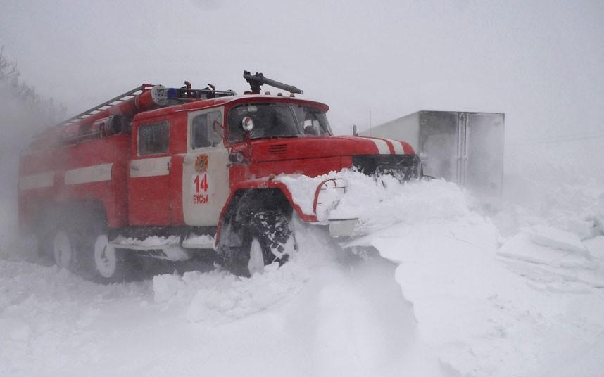 russkieiukrainskiemorozi 3 Русские и украинские морозы в декабре 2012