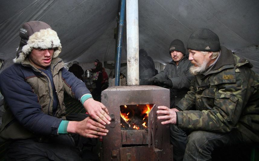 russkieiukrainskiemorozi 4 Русские и украинские морозы в декабре 2012