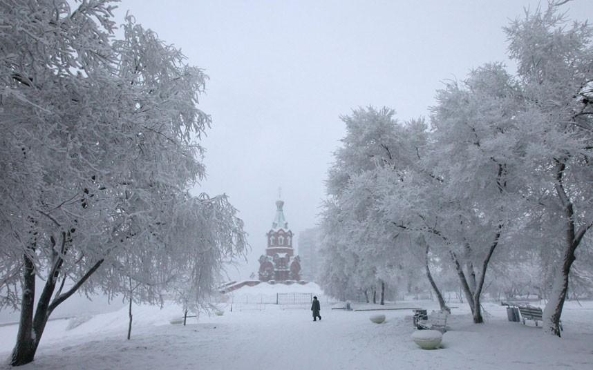 russkieiukrainskiemorozi 7 Русские и украинские морозы в декабре 2012